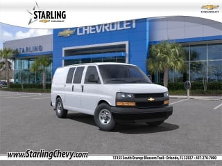 2021 Chevrolet Express Cargo 2500