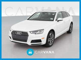 2018 Audi A4 allroad 2.0T quattro Premium Plus