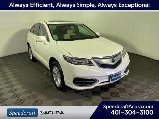 2018 Acura RDX w/Tech