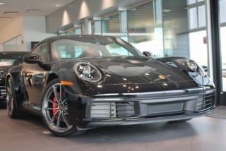 2021 Porsche 911 Carrera 4S