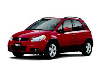 2012 Suzuki SX4 Crossover Base