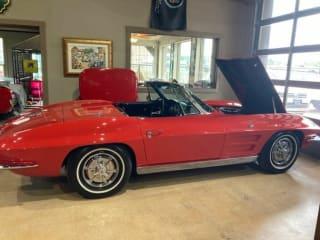 1963 Chevrolet Corvette Matching Numbers