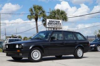 1989 BMW 3 Series 3
