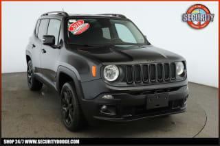 2016 Jeep Renegade Justice Edition