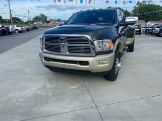 2012 Ram Pickup 3500 Laramie Longhorn