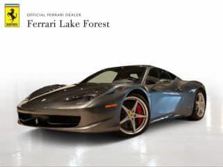 2011 Ferrari 458 Italia Base