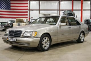 1999 Mercedes-Benz S-Class