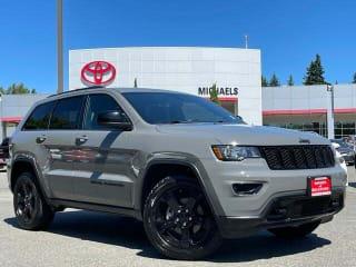 2020 Jeep Grand Cherokee Upland