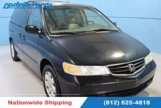 2003 Honda Odyssey EX-L w/DVD