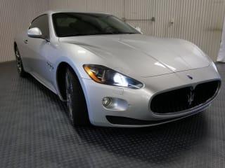 2009 Maserati GranTurismo S