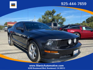 2007 Ford Mustang GT Deluxe
