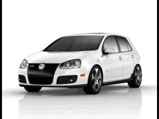 2009 Volkswagen Golf GTI Base PZEV