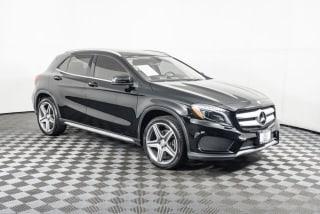 2015 Mercedes-Benz GLA GLA 250 4MATIC