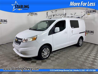 2015 Chevrolet City Express Cargo