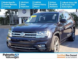 2019 Volkswagen Atlas V6 SEL R-Line