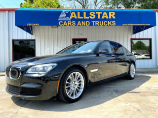 2014 BMW 7 Series ALPINA B7 LWB