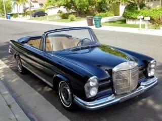 1966 Mercedes-Benz 250 250 SE