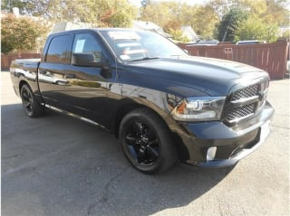 2014 Ram Pickup 1500 Tradesman