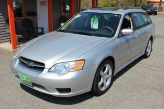 2007 Subaru Legacy 2.5i Special Edition