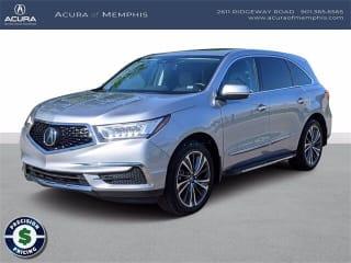 2020 Acura MDX w/Tech