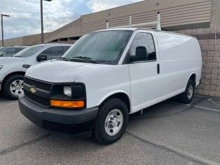 2017 Chevrolet Express Cargo 2500