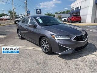 2020 Acura ILX w/Premium
