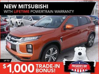 2021 Mitsubishi Outlander Sport GT