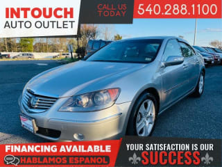 2007 Acura RL SH-AWD w/Tech