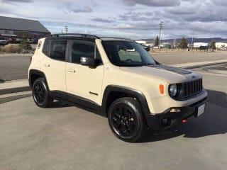 2017 Jeep Renegade Deserthawk