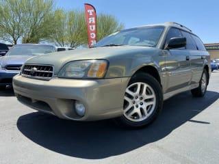 2004 Subaru Outback Base