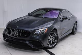 2019 Mercedes-Benz S-Class AMG S 65