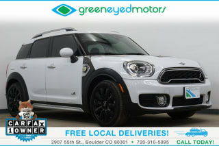 2019 MINI Countryman Plug-in Hybrid Cooper S E ALL4