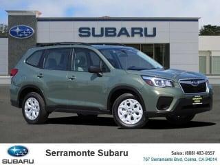 2020 Subaru Forester Base