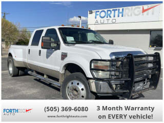 2008 Ford F-450 Super Duty