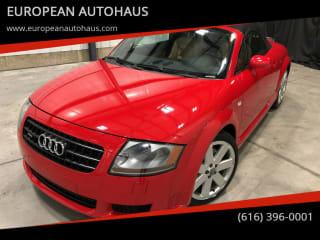 2006 Audi TT 250hp quattro