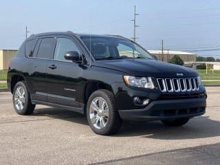 2013 Jeep Compass Latitude