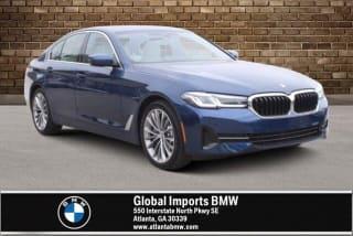 2021 BMW 5 Series 530i