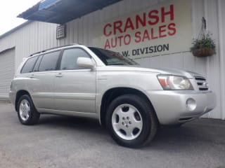 2004 Toyota Highlander Base