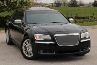 2014 Chrysler 300 C John Varvatos Limited Edition