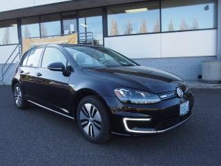 2016 Volkswagen e-Golf SEL Premium