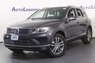 2016 Volkswagen Touareg
