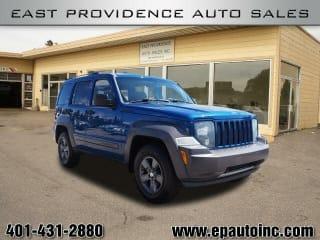 2010 Jeep Liberty Renegade