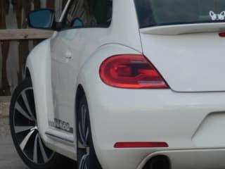 2012 Volkswagen Beetle Turbo PZEV