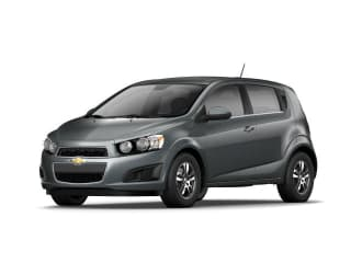 2016 Chevrolet Sonic LT Auto