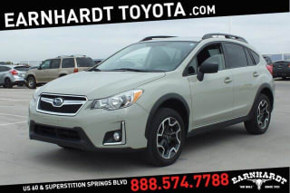2017 Subaru Crosstrek 2.0i Base