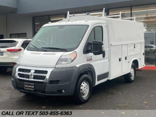 2015 Ram ProMaster Cutaway Chassis