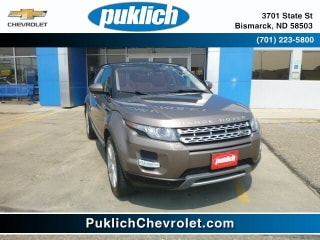 2015 Land Rover Range Rover Evoque Prestige