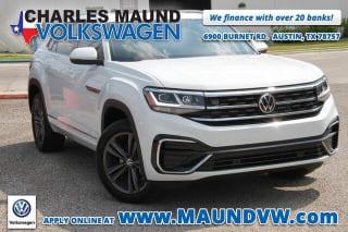 2021 Volkswagen Atlas Cross Sport V6 SE R-Line