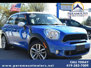 2014 MINI Countryman Cooper S ALL4