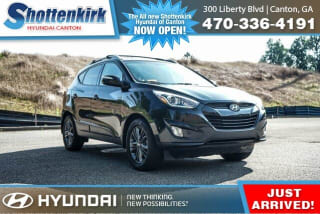 2014 Hyundai Tucson The Walking Dead Edition